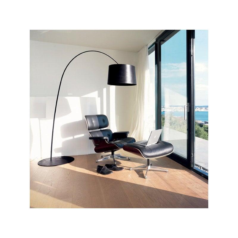 Foscarini lampada da terra twiggy nera finnish design shop - Lampade da terra design outlet ...