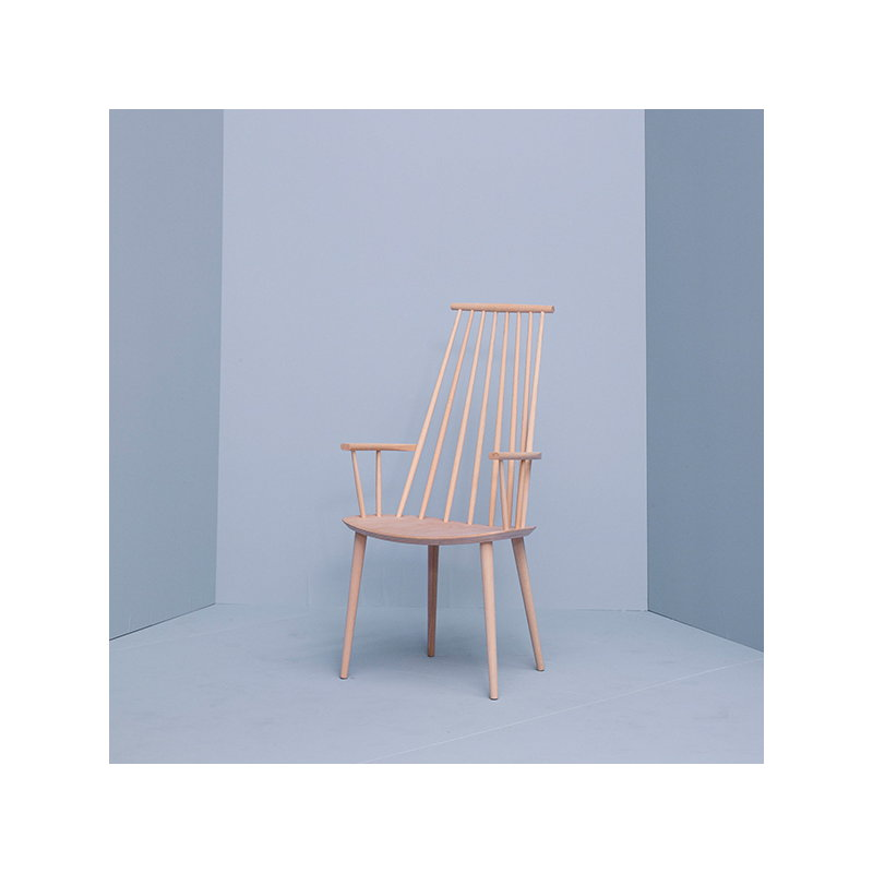 Pleasing Hay J110 Chair Beech Finnish Design Shop Dailytribune Chair Design For Home Dailytribuneorg