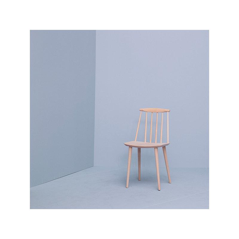 hay j77 chair beech finnish design shop. Black Bedroom Furniture Sets. Home Design Ideas