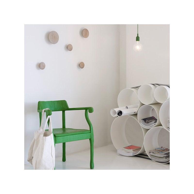 Muuto ganci appendiabiti da parete the dots rovere finnish design shop - Appendiabiti da parete design ...
