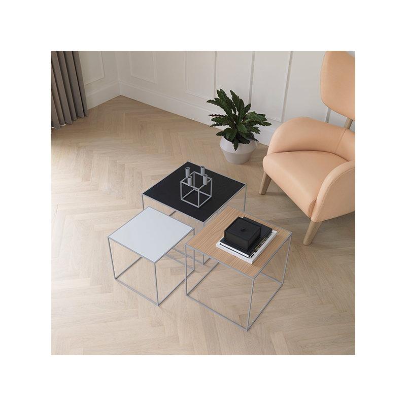 By lassen my own chair oak black finnish design shop for Design my own furniture online free