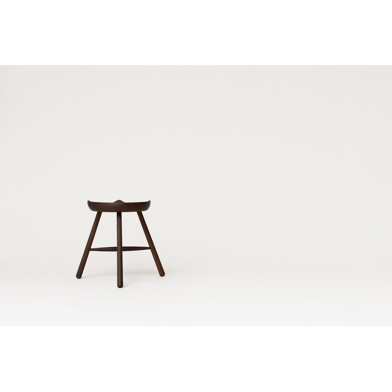 Prime Form Refine Shoemaker Chair No 49 Stool Smoked Oak Ibusinesslaw Wood Chair Design Ideas Ibusinesslaworg