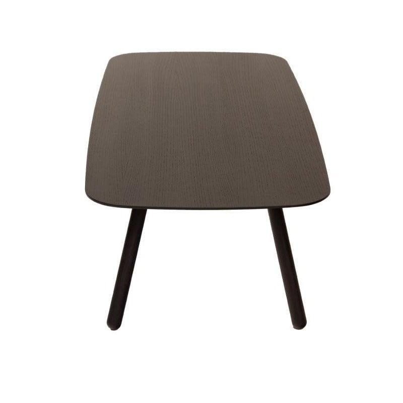Inno Bondo Wood Coffee Table 120 Cm Black Stained Ash Finnish
