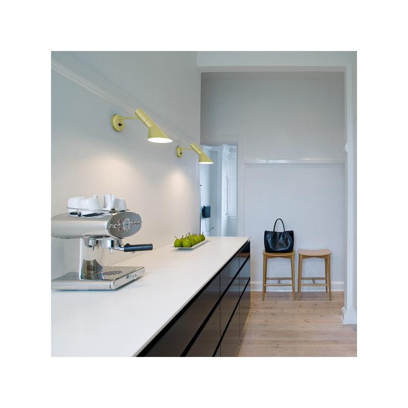Louis poulsen lampada da parete aj bianca finnish - Lampada da parete design ...