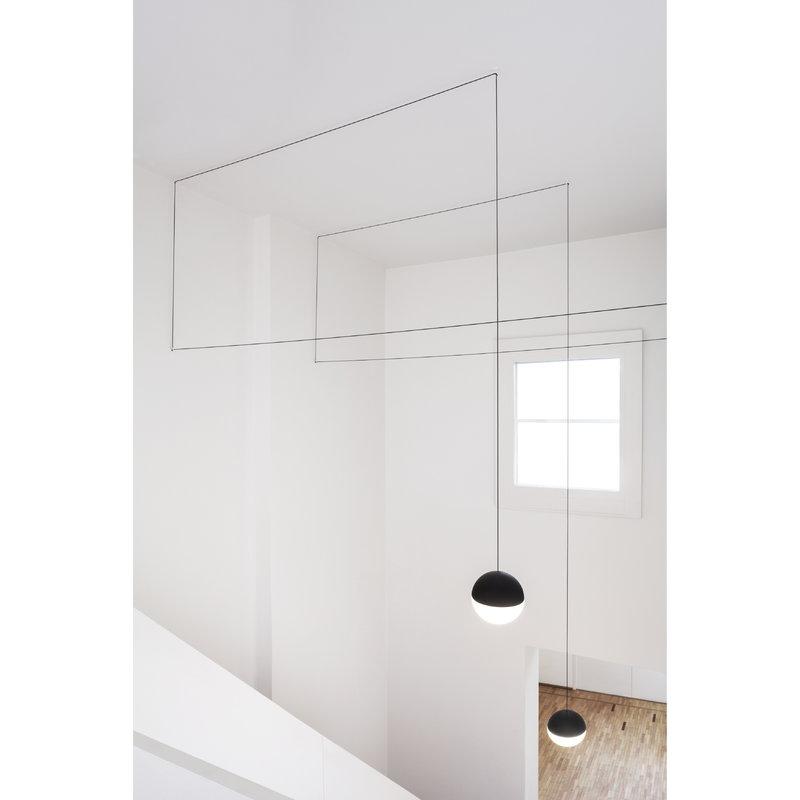 Flos String Light Sphere Head Lamp 12