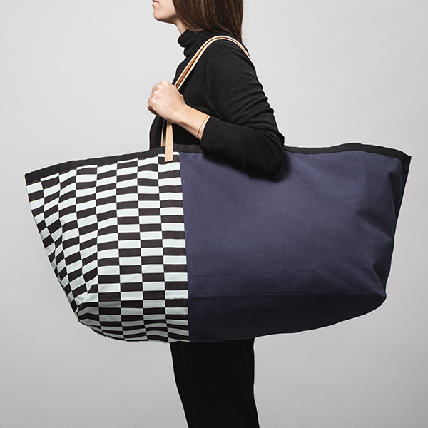 Outlet Wohndesign: Ferm Living Herman Big Bag, Blue