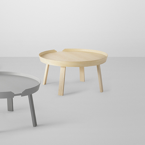 Muuto Around Table Large Oak Finnish Design Shop