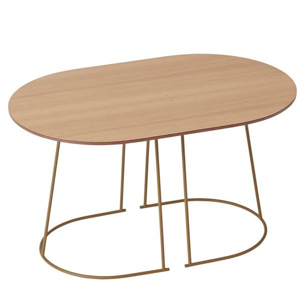Muuto Airy Coffee Table Small Oregon Pine Finnish Design Shop