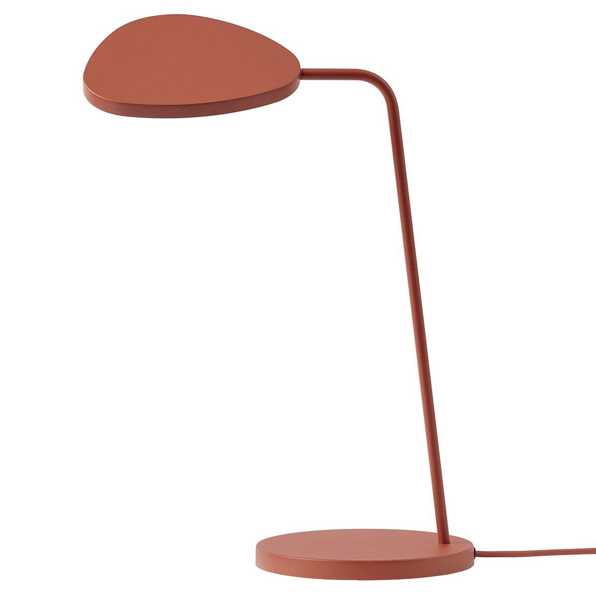 Muuto Leaf Table Lamp, Copper Brown