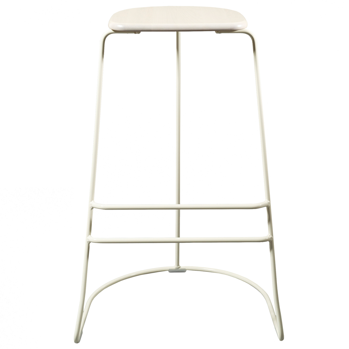 Stupendous Minus Tio Citizen Ghost Bar Stool 78 Cm White Birch Bralicious Painted Fabric Chair Ideas Braliciousco