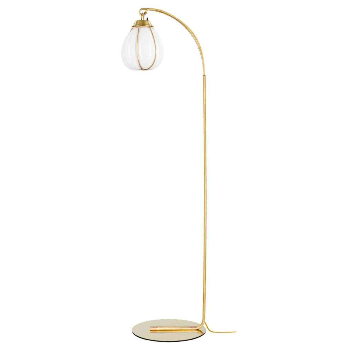 Örsjö Hobo Floor Lamp, Brass