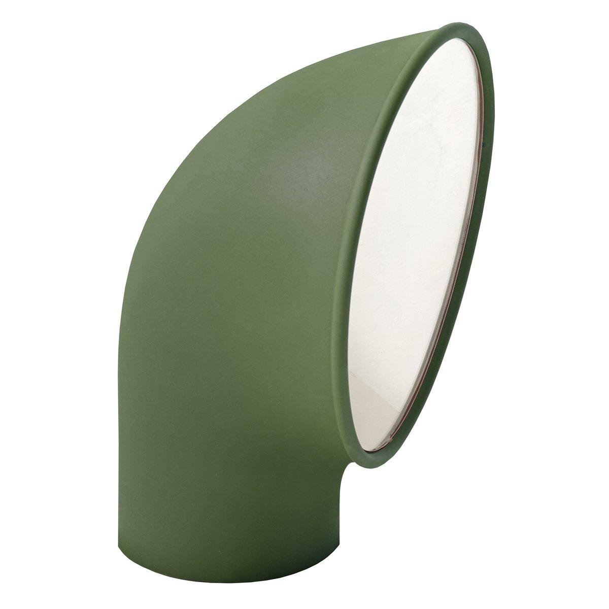 Artemide Piroscafo Floor Lamp, Outdoor, Green