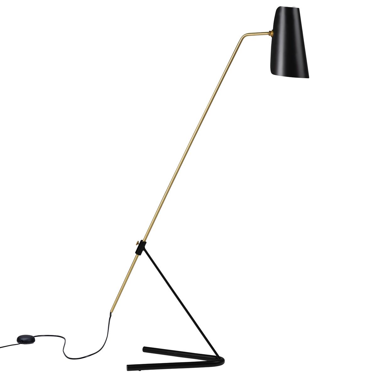 Sammode G21 Floor Lamp, Black