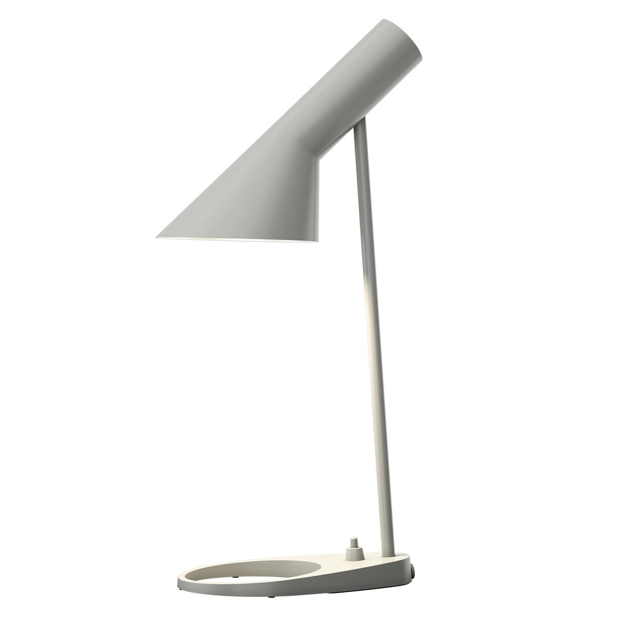 Louis Poulsen Aj Mini Table Lamp, Original Grey