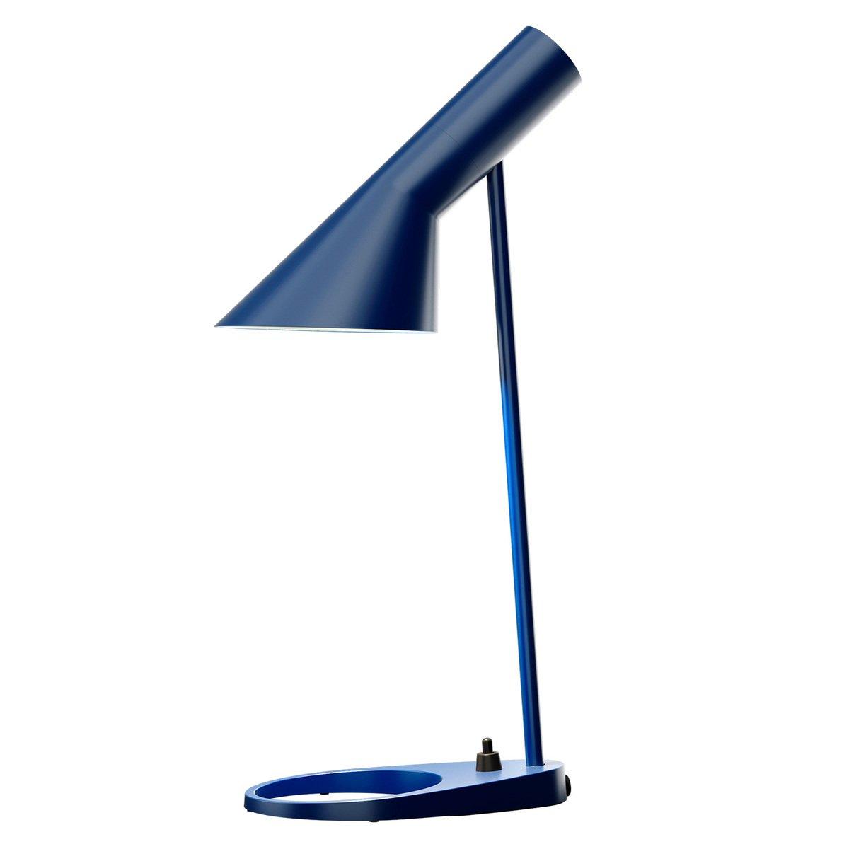 Louis Poulsen Aj Mini Table Lamp, Midnight Blue