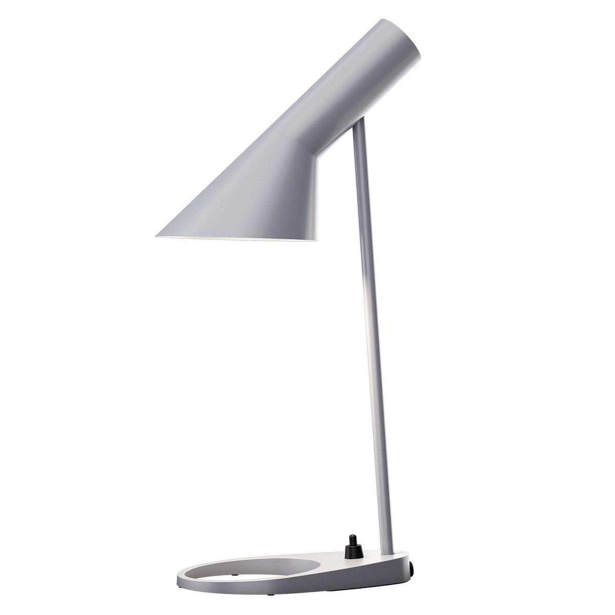 Louis Poulsen Aj Mini Table Lamp, Light Grey