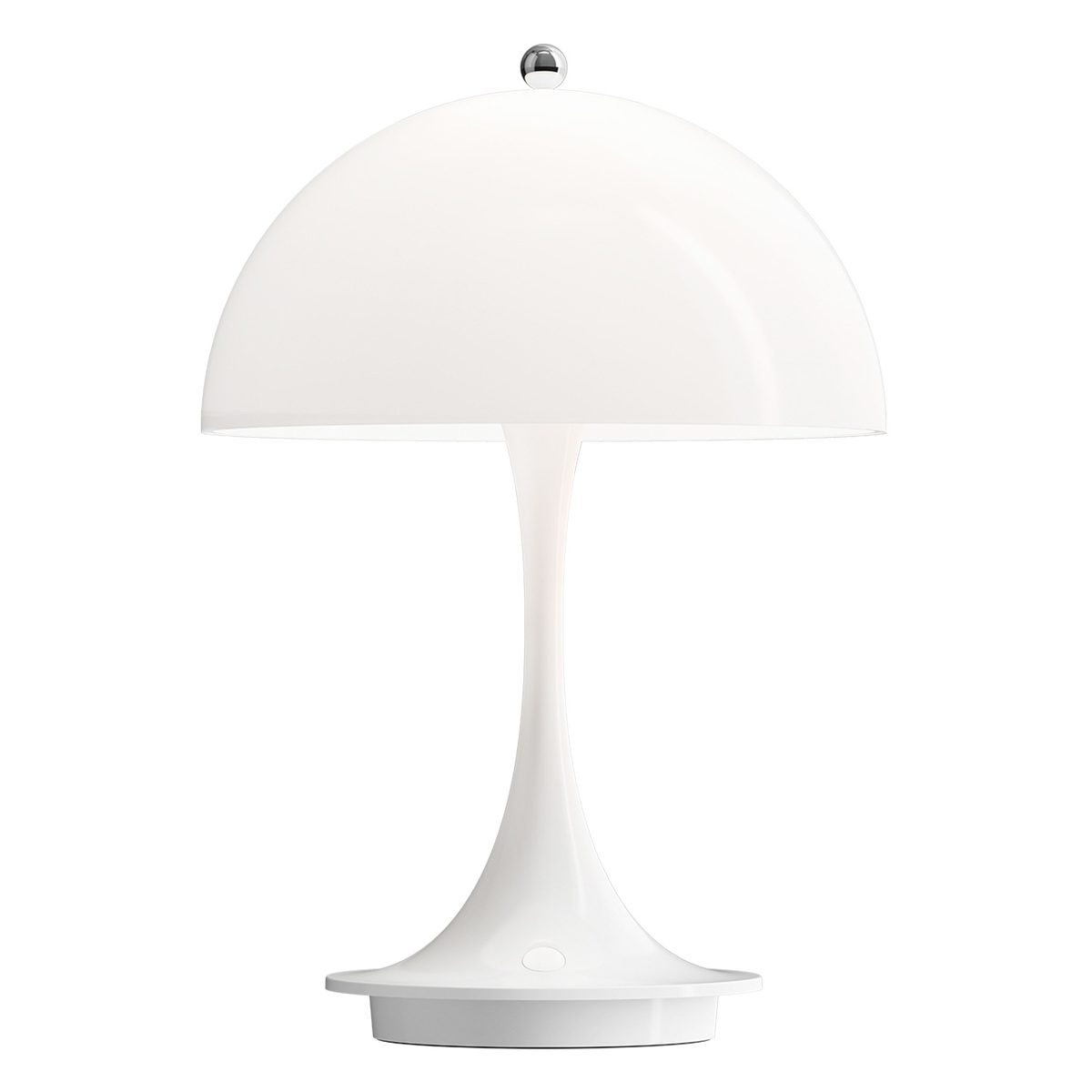 Louis Poulsen Panthella Portable Table Lamp Opal Finnish Design Shop