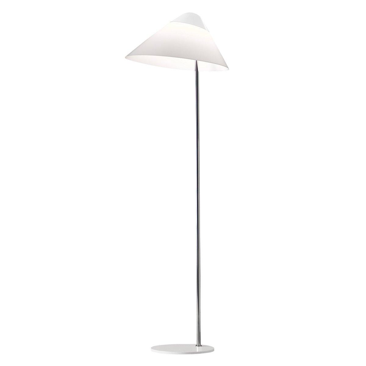 Pandul Opala Maxi Floor Lamp, White