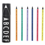 Design Letters Crayons
