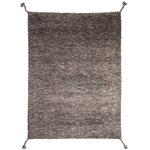 Uni rug, grey