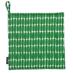 Alku pot holder, green