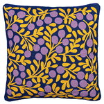 Terttu cushion cover, blue