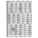 Ruusu x Hvitträsk bath towel, grey