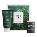 Gift set SKOG, hand cream 75 ml & scented candle, small