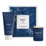 Gift set HAV, hand cream 75 ml & scented candle, small