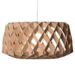 Showroom Finland Pilke 60 pendant, oak