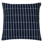 Pieni Tiiliskivi cushion cover 40 x 40 cm, dark blue