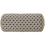 Ferm Living Salon bolster cushion, Mosaic, sand