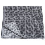 Pure bath towel 100 x 180 cm, black