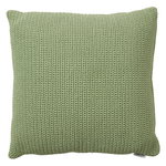 Divine cushion, 50 x 50 x 12 cm, olive green