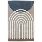 Atrium rug, grey