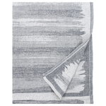 Joki bath towel, grey