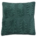 Forest cushion 45 x 45 cm, forest green