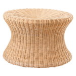 Eero Aarnio Originals Mushroom stool, large, rattan
