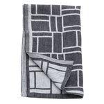 Pure hand towel 45 x 95 cm, black