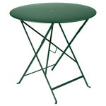 Bistro table 77 cm, cedar green
