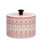 Sirkus jar 3 dl, red - green
