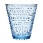 Bicchiere Kastehelmi 30 cl, 2 pz, blu acqua