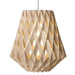 Showroom Finland Pilke 36 pendant, natural