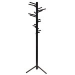160 clothes tree, black