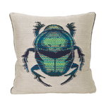 Ferm Living Salon cushion, 40 x 40 cm, Beetle