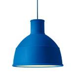 Muuto Lampada Unfold, blu