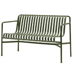 Palissade dining bench, olive