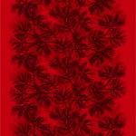 Tessuto Mänty, rosso