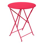 Bistro table 60 cm, pink praline