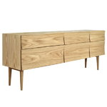 Muuto Reflect sideboard, oak